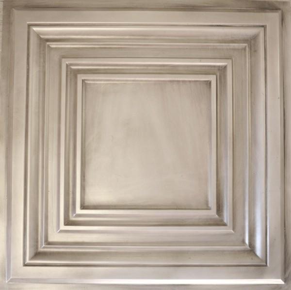 DCT 05 Antique White Faux Tin Ceiling Tile 24x24 - Ceiling ...
