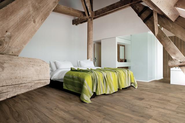 Wood Replica Porcelain Tile contemporary-floor-tiles