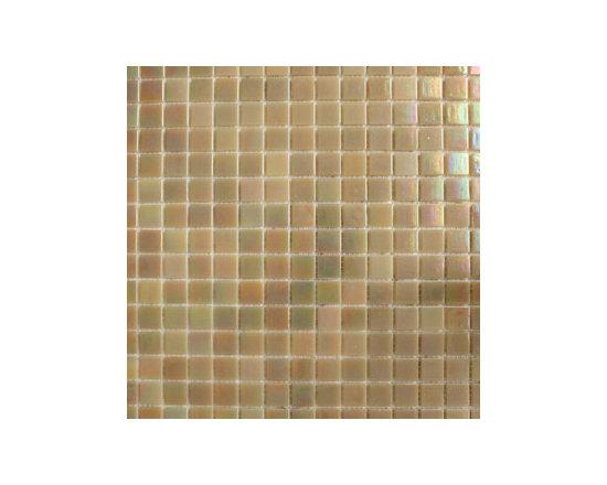 Champagne Glass Mosaics -