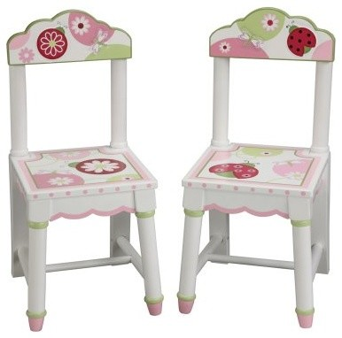 Guidecraft Sweetie Pie Chairs - Set of 2 modern-baby-and-kids