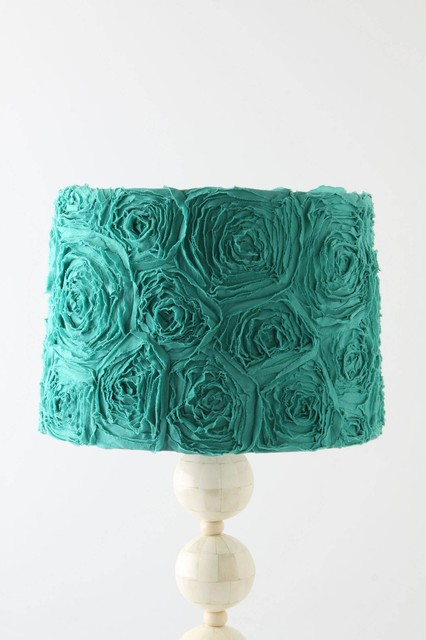 Ranunculus Swirl Shade contemporary lamp shades