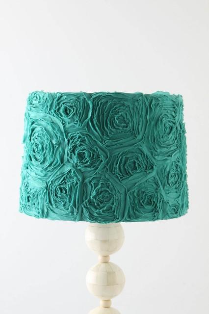 Ranunculus Swirl Shade contemporary-lamp-shades