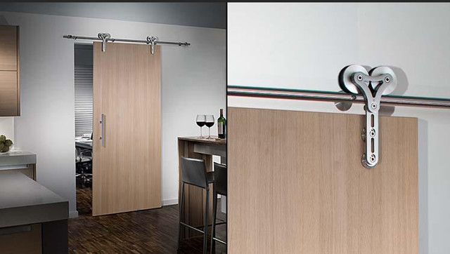 New Design Modern Barn Door Hardware Modern Barn Door