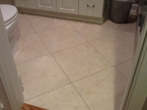 Show Me Your Standard 5 X 8 Hall Bath Floor Tile