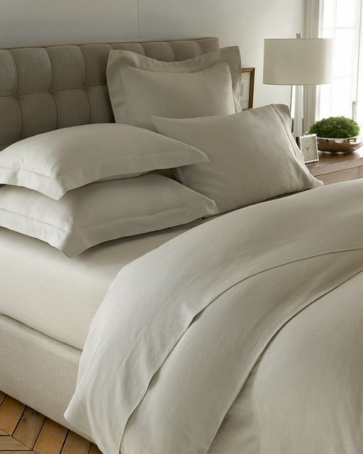 Signature Linen Bedding traditional bedding