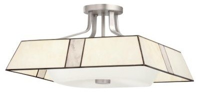 Bryn Semi-Flushmount by Kichler bathroom-lighting-and-vanity-lighting