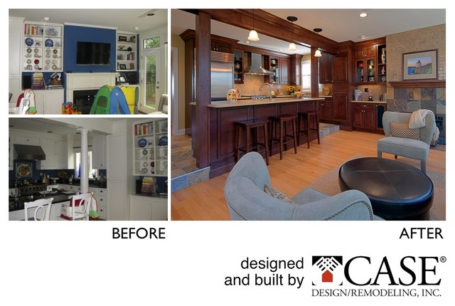 Before & After - Kitchens