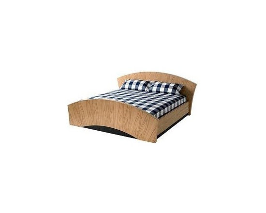 Eco Friendly Furnture and Lighting - renic is a Greek word that means fitted or designed to promote peace; pacific; conciliatory; and is calm.This description aptly defines the design of the Irenic Bed, because of its underlying intent to weave together. Many divergent elements into a holistically balanced and restful whole. The overall dimensions and proportions of this bed are conducive with ancient Feng Shui texts, for attracting wealth, harmony and balance into one's life. Inlaid into the face of the headboard (and located discretely behind the pillows) is a small ovoid shaped stone, known as a Narmadeshvara Shiva Lingam. This is a Hindu sacred stone that has been ceremoniously gathered once a  year from the muddy banks of the Narmada River, one of the 7 sacred holy places of pilgrimage in India. This stone has been naturally formed and is made of a mineral called Crypto Crystalline Quartz. To those who follow the Tantric tradition, Shiva Lingams represent the enlightenment of the whole body and symbolize the perfect balance of Male and Female energy. Each bed is individually crafted on a bench by hand, and is numbered, dated and signed by the craftsman.