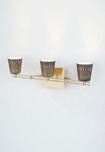 Zebra Wall Sconces : Zebra Wall Sconces Homes Decoration Tips