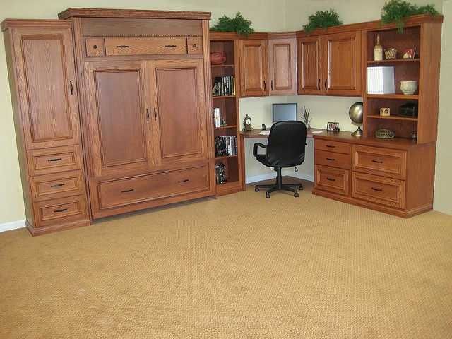 Traditional Murphy Beds