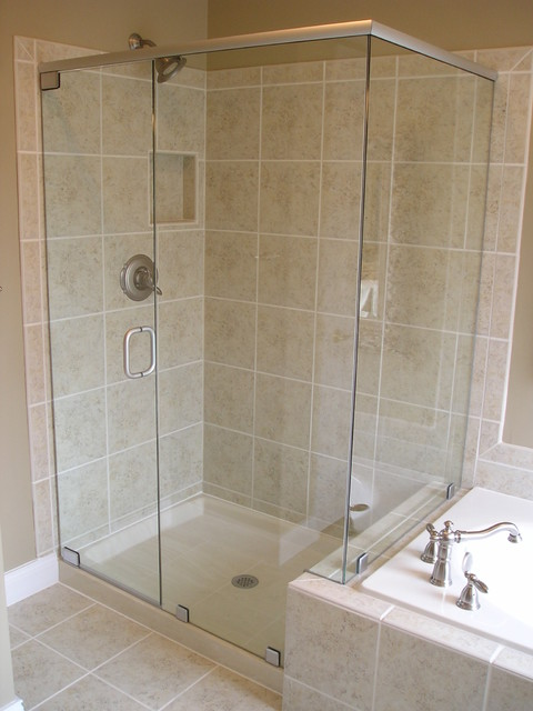 Custom Frameless Shower Doors Traditional Shower Doors Boise