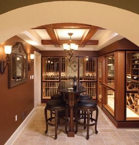 Kitchen, Closets, Wine Rooms, WetBars contemporary
