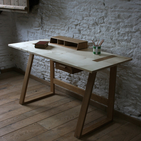 Frame Desk Modern Furniture London By Curated