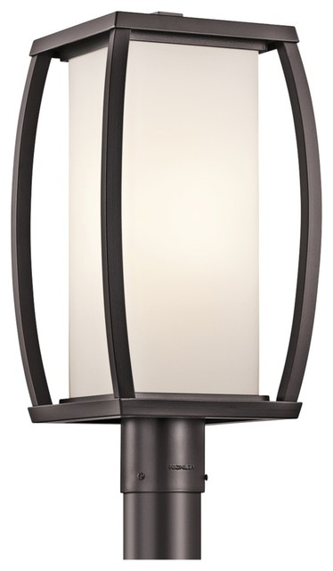 Stainless Steel Outdoor Light Posts The Lighting Superstore