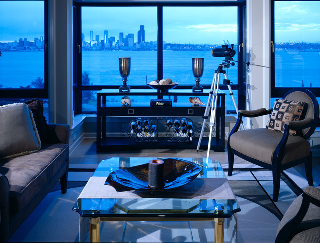 Alki Condo contemporary