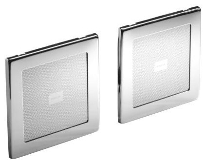 SoundTile Speakers contemporary showers