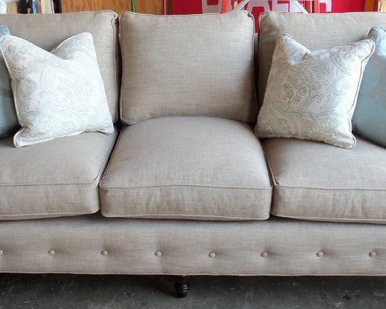 Customer Custom Orders - Clayton Marcus Gerrard Sofa