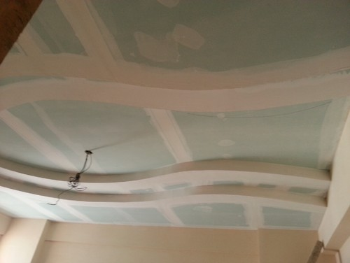 bed room ceiling gypsum board color