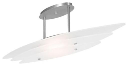 Delfina Semi-Flush/Pendant contemporary-ceiling-lighting