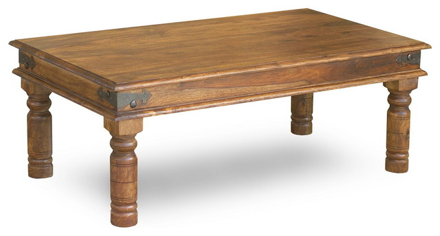 Rustic Thakat Coffee Table rustic-coffee-tables