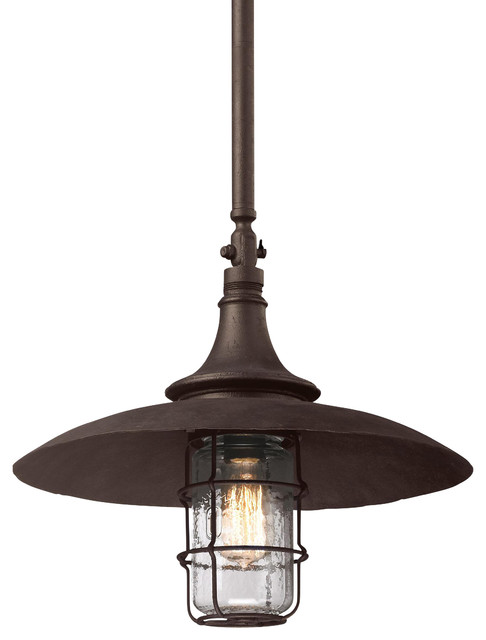 Troy Lighting F3229 Allegany Outdoor Hanging Lantern