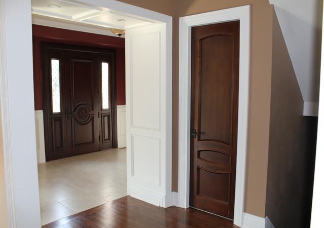 Interior doors project contemporary-interior-doors