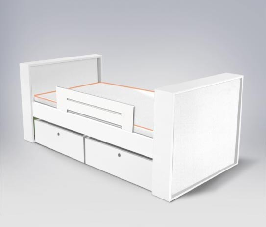 Ducduc Parker Youth Bed modern-kids-beds