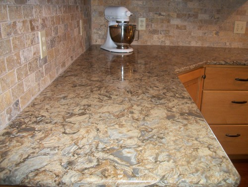 What is the counter top made of quartz for What is quartz countertops made of