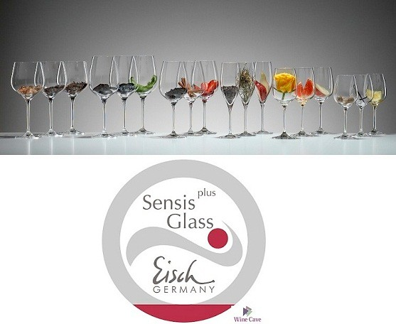 Eisch Breathable Wine Glass traditional-everyday-glassware
