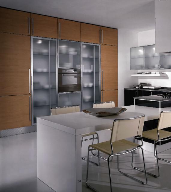 Italian Kitchens Cabinets: MIRO Kitchen Collection