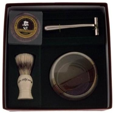 Colonel Ichabod Conk Santa Fe Shave Cut Gift Set modern-bath-and-spa-accessories