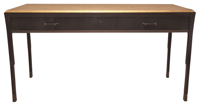 Consigned Baker Rill Hill Table by Bill Sofield traditional-side-tables-and-end-tables
