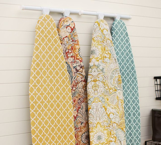 PB Ironing Board Covers - Contemporary - Ironing Board Covers - by Pottery Barn