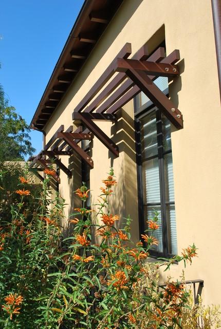 Ana Williamson Architect rustic-exterior