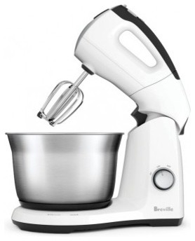 Breville The Handy Stand & Hand Mixer, 3.5-qt. contemporary-mixers