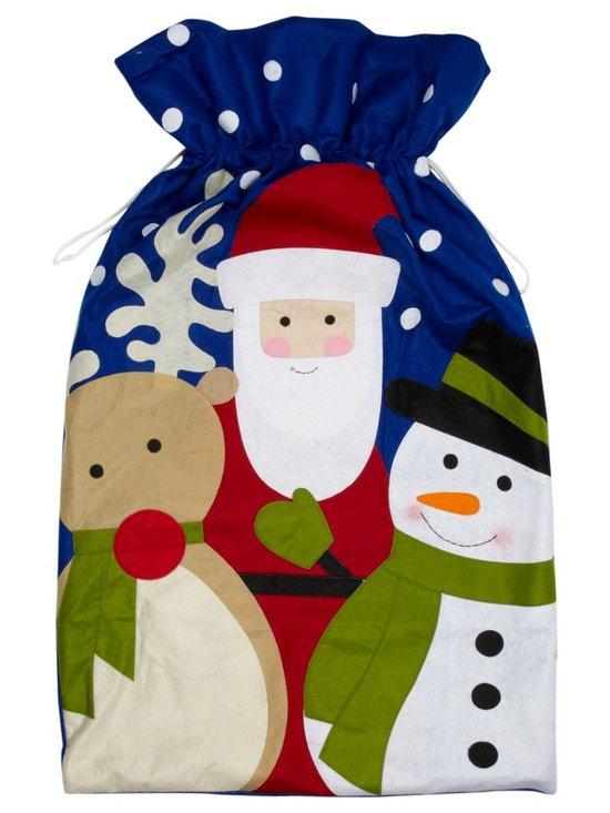 Large Felt Christmas Sack -