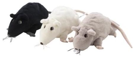 GOSIG RÅTTA Soft toy modern-kids-toys