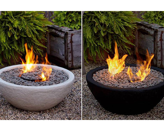 Outdoor Ventless Fire Bowl -