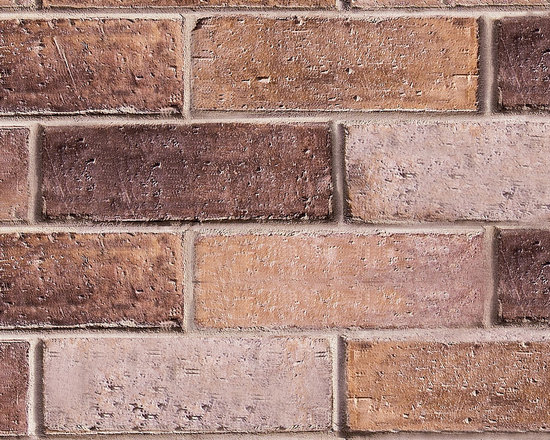 Coronado Stone Products - Coronado Wirecut Thin Brick - Color: Old Chicago - Thin Brick -