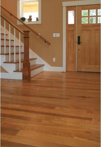 Red Birch Hardwood Flooring Traditional Hardwood