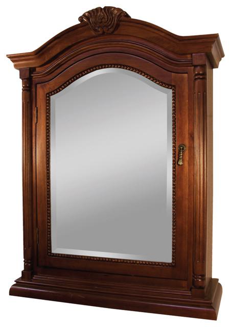 Wingate Rich Cherry Bathroom Medicine Cabinet Victorian Medicine Cabinets