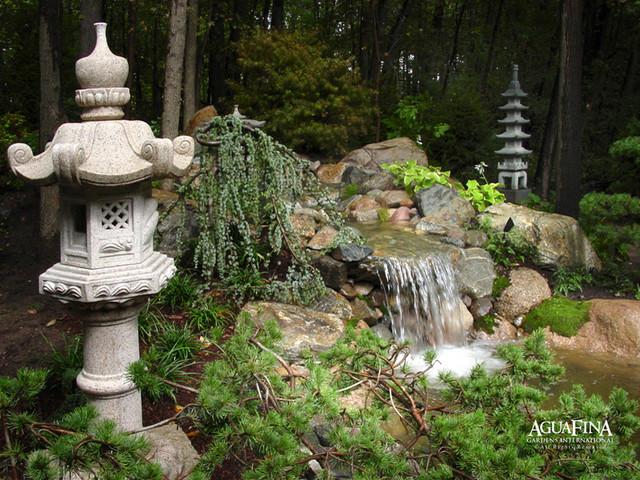 Japanese Lanterns Asian Garden Statues And Yard Art