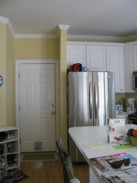 Kitchen Renovation, Cary NC contemporary