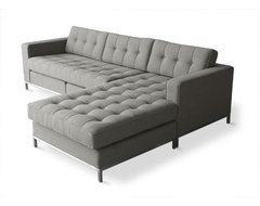 Jane Bi-Sectional contemporary sectional sofas
