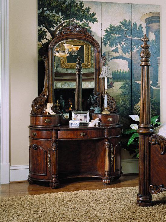 Bedrooms Furniture - Edwardian Vanity Sets