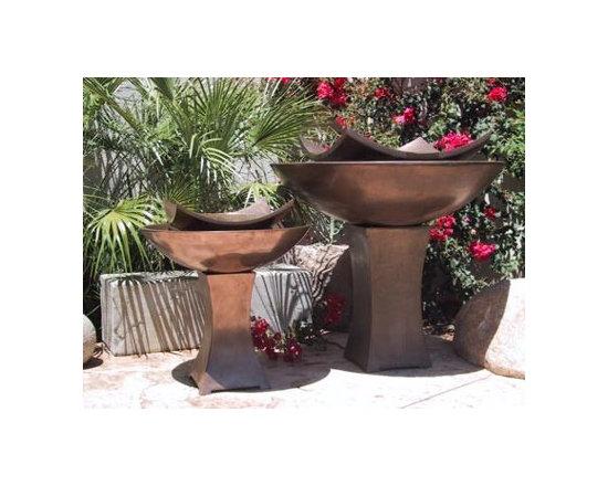 Bronze Fountain -