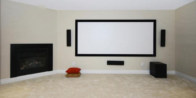 Basement Finishing modern-basement