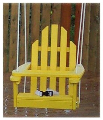 Kiddie Swing traditional outdoor swingsets