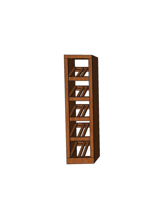 WineRacks.com Premium Series 2 Column Base Stacked Display - Starting at: $197.00