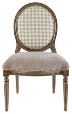Massoud Delores Side Chair traditional-dining-chairs